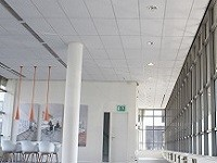 Rockfon Lithos plafondplaten