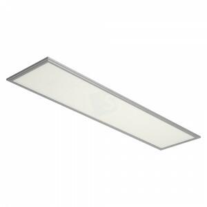 LED paneel Budget, 30x120, 4000 kelvin, alu kleurig frame