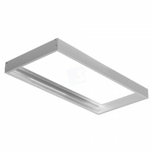 Led paneel 60x120 opbouw frame aluminium