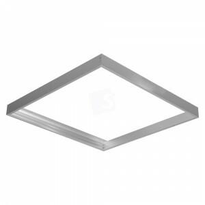 Led paneel 120x120 opbouw frame aluminium