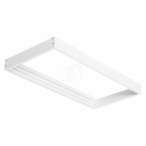 Led paneel 60x120 opbouw frame kleur wit