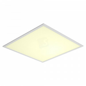 LED paneel SL 60x60, 3000 kelvin, 32 watt, 120 lm/w, 3840 lumen, netsnoer