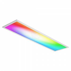 LED paneel SL 30x120 cm RGB en CCT, 48 watt