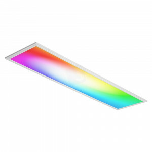 LED paneel SL 30x120 cm RGB en CCT, 36 watt