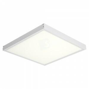 LED opbouw 60x60, 4000 kelvin met wit opbouw frame
