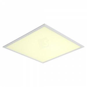 LED paneel SL 60x60, 3000 kelvin, 3840 lm, 120 lm/watt, netsnoer, voordeel