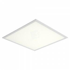 LED paneel 62,5x62,5, 4000 kelvin, netsnoer, witte rand