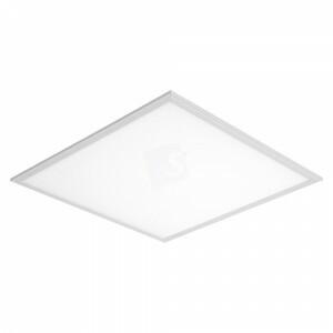 LED paneel 60x60, 6000 kelvin, netsnoer, witte rand