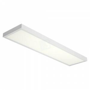 LED opbouw 30x120, 4000 kelvin, 32 watt met wit opbouw frame