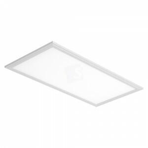 LED paneel 60x120, 6000 kelvin, witte rand, compleet