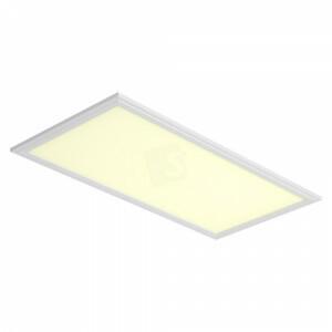 LED paneel 30x60, 3000 kelvin, witte rand, compleet