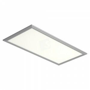 LED paneel 30x60, 4000 kelvin, alu rand, compleet