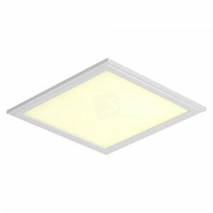 LED paneel dimbaar 30x30 cm, 3000 kelvin, witte rand