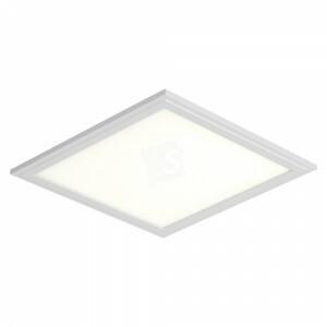 LED paneel triac dimbaar 30x30 cm, 4000 kelvin, witte rand