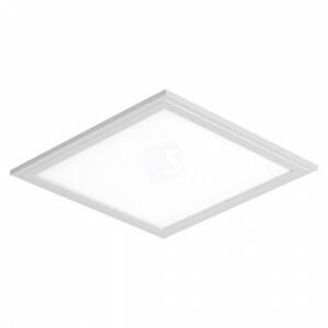 LED paneel dimbaar 30x30 cm, 6000 kelvin, witte rand