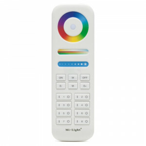 Afstandsbediening 8 kanalen Milight FUT089 voor RGB en CCT 2.4G RF