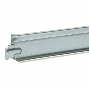 Tussenprofiel  ABA2 1800  mm T24 kleur wit
