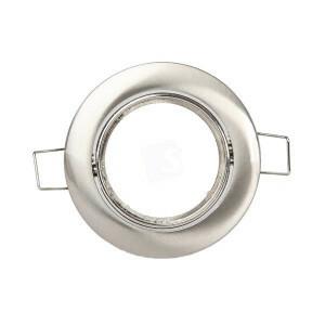 Led spot frame kantelbaar kleur chroom