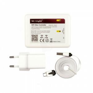 LED WiFi controle box 2.4G voor RGBW met USB aansluitsnoer