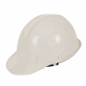 Veiligheidshelm, bouwhelm kleur wit