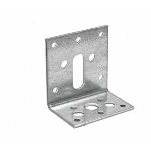Hoekanker 40x60/60x2,0 mm voor systeemplafond ophanging, per stuk