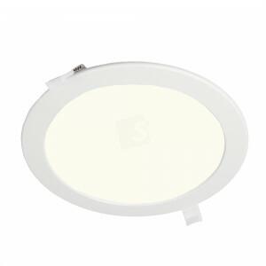 LED downlight dimbaar, rond 240 mm, 4000K, gatmaat 220 mm