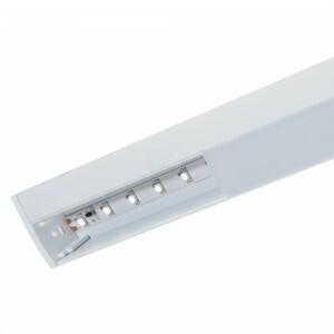 LED strip hoeklijn open onderzijde