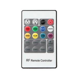 Afstandsbediening RF 20 toetsen voor sterrenhemel