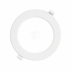 LED downlighter 12 watt, rond 170 mm, 6000K, voordeel