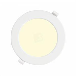 LED downlight DOB, 12 watt, rond 175 mm, 3000K, 75 lm/w
