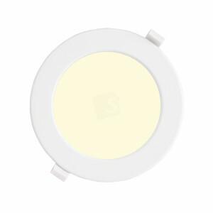 LED downlighter dimbaar, 12 watt, rond 170 mm, 3000K