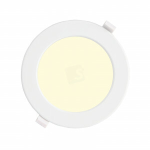 LED downlighter 12 watt, rond 170 mm, 3000K, Wieland