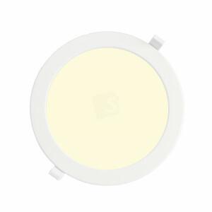LED downlighter 20 watt, rond 240 mm, 3000K