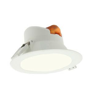 LED downlight 8 watt, IP44, rond 113 mm, 4000K
