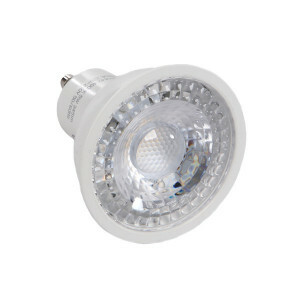 LED spot 5 watt COB GU-10 high power 2700K