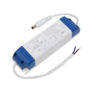 LED driver voor Tsong ledpanelen Eco, 38 watt, 900 mA