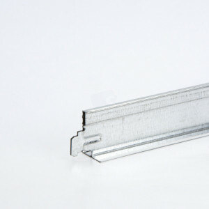 Tussenprofiel API 150  mm T24 kleur wit [spec]