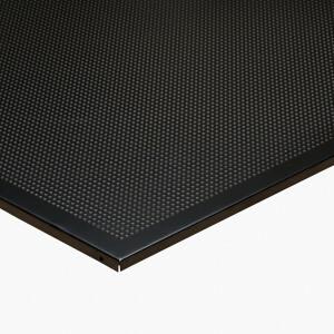 Rooster plafondplaat 600x600 mm zwart