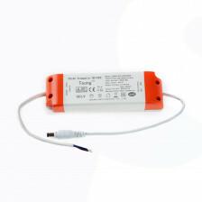 LED panelen fase afsnijding dimbare driver 38 watt, 900 mA